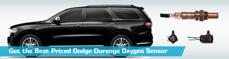 Dodge Durango Oxygen Sensor - O2 Sensor - Replacement Denso Bosch