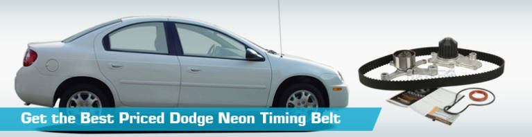 Dodge Neon Timing Belt - Timing Belts - Gates ContiTech Airtex Dayco