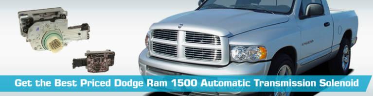 Dodge Ram 1500 Automatic Transmission Solenoid - AT Solenoids