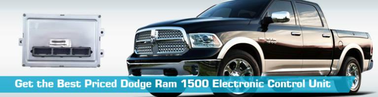 Dodge Ram 1500 Electronic Control Unit - ECU - A1 Cardone - 2001