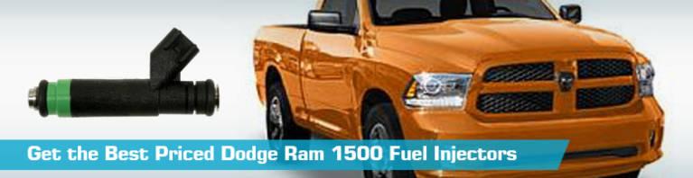 Dodge Ram 1500 Fuel Injectors - Injector - Replacement Standard
