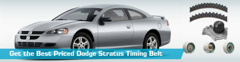 Dodge Stratus Timing Belt - Timing Belts - Replacement Dayco Gates