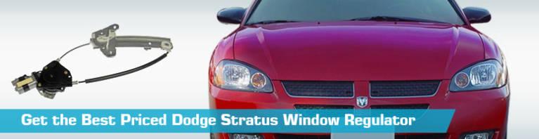 Dodge Stratus Window Regulator - Window Regulators - Dorman Genuine