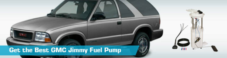 GMC Jimmy Fuel Pump - Gas Pumps - Replacement Airtex Autobest Action