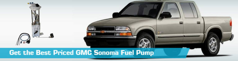 GMC Sonoma Fuel Pump - Gas Pumps - Replacement Autobest Airtex