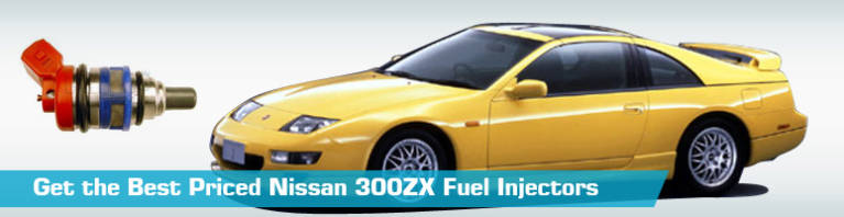 Nissan 300ZX Fuel Injectors - Injector - Replacement GB