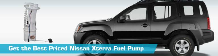 Nissan Xterra Fuel Pump - Gas Pumps - Replacement Airtex Autobest