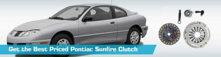 Pontiac Sunfire Clutch - Clutch Kits - LUK Exedy API - 2002 1997
