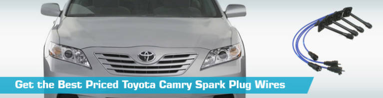 Toyota Camry Spark Plug Wires - Ignition Wire - NGK Denso United
