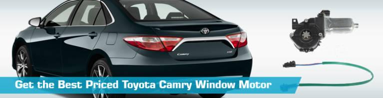 Toyota Camry Window Motor - Window Motors - Dorman A1 Cardone - 2001