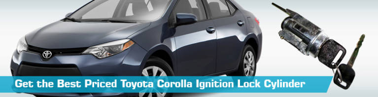 Toyota Corolla Ignition Lock Cylinder - Ignition Switch Lock