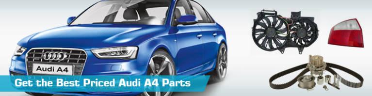 Audi A4 Parts - PartsGeek