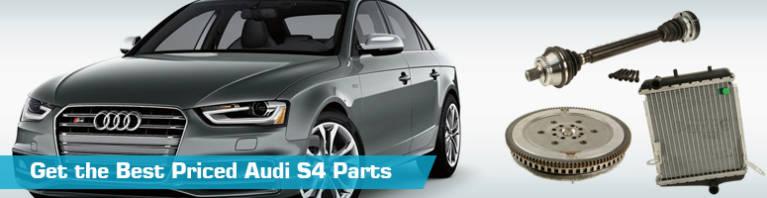 Audi S4 Parts - PartsGeek