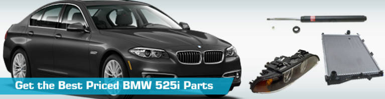 BMW 525i Parts - PartsGeek