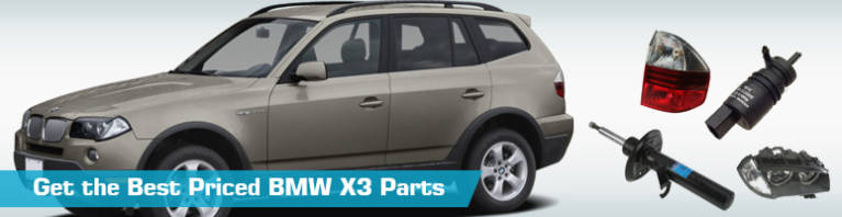 BMW X3 Parts - PartsGeek