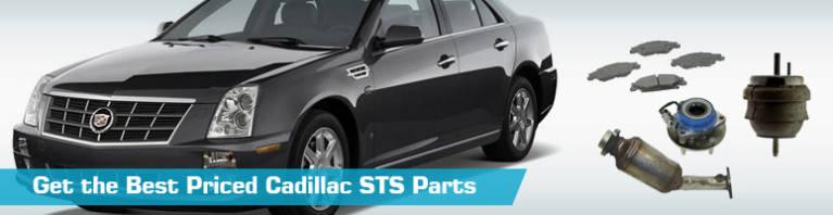 Cadillac STS Parts - PartsGeek