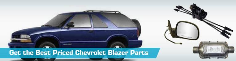 Chevrolet Blazer Parts - PartsGeek
