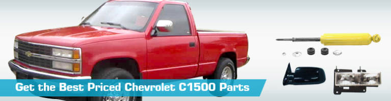 Chevrolet C1500 Parts - PartsGeek