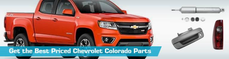 Chevrolet Colorado Parts - PartsGeek