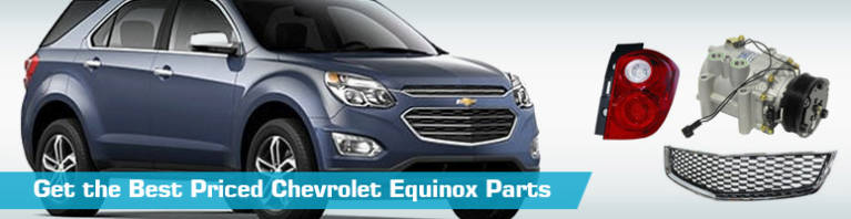 Chevrolet Equinox Parts - PartsGeek