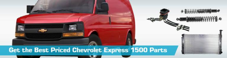 Chevrolet Express 1500 Parts - PartsGeek