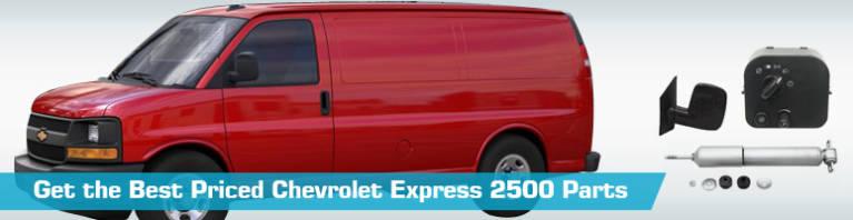 Chevrolet Express 2500 Parts - PartsGeek