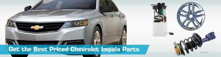 Chevrolet Impala Parts - PartsGeek