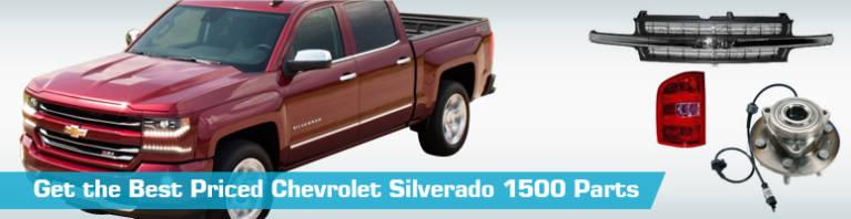 Chevrolet Silverado 1500 Parts - PartsGeek