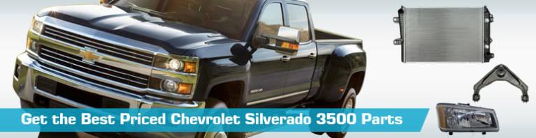 Chevrolet Silverado 3500 Parts - PartsGeek