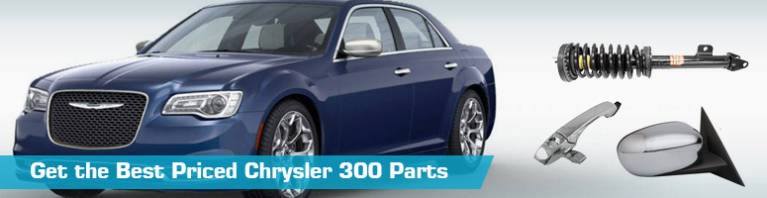 Chrysler 300 Parts - PartsGeek