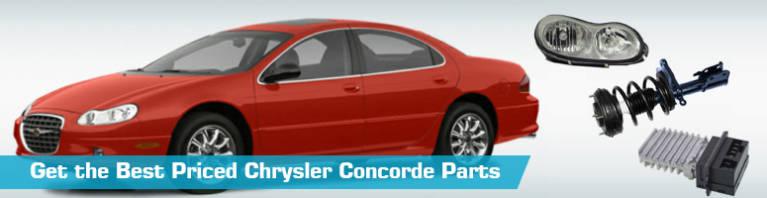 Chrysler Concorde Parts - PartsGeek