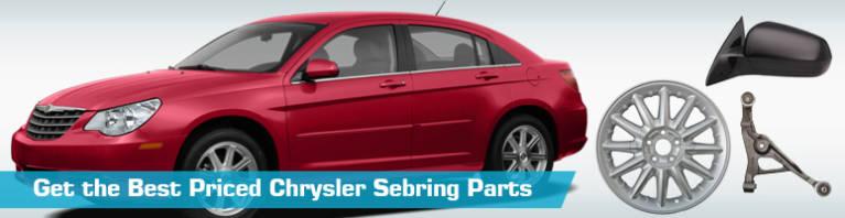 Chrysler Sebring Parts - PartsGeek