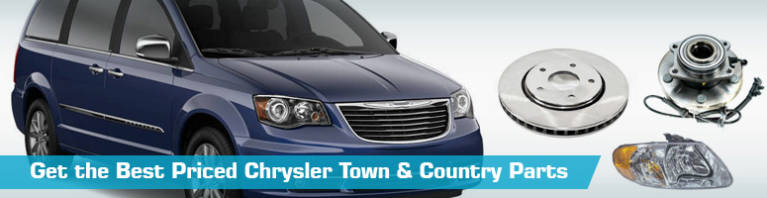 Chrysler Town  Country Parts - PartsGeek