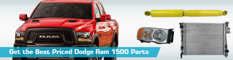 Dodge Ram 1500 Parts - PartsGeek