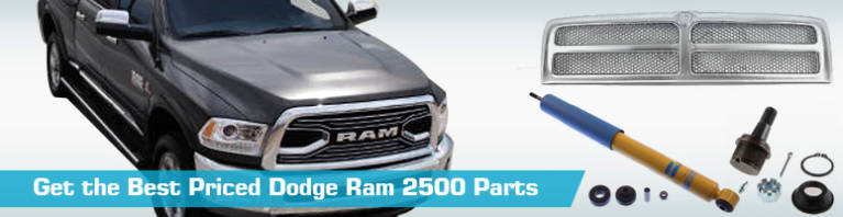 Dodge Ram 2500 Parts - PartsGeek