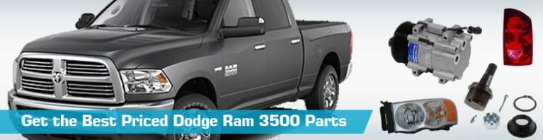 Dodge Ram 3500 Parts - PartsGeek