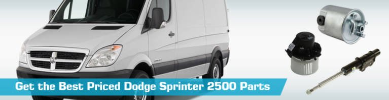 Dodge Sprinter 2500 Parts - PartsGeek