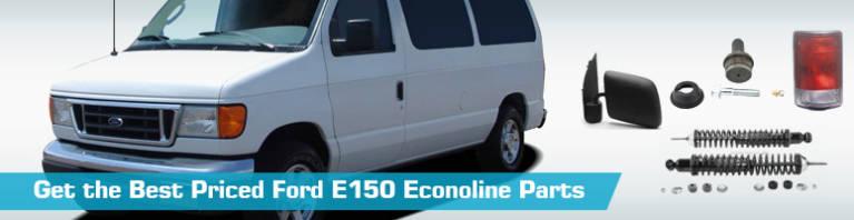 Ford E150 Econoline Parts - PartsGeek