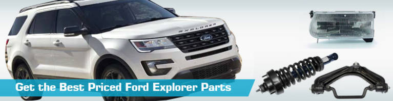 Ford Explorer Parts - PartsGeek