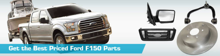 Ford F150 Parts - PartsGeek