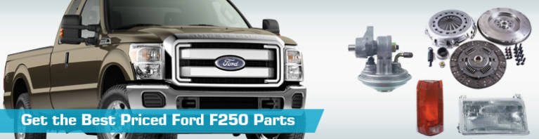 Ford F250 Parts - PartsGeek