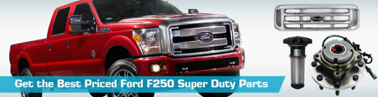 Ford F250 Super Duty Parts - PartsGeek