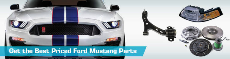Ford Mustang Parts - PartsGeek