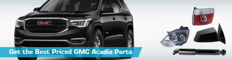 GMC Acadia Parts - PartsGeek