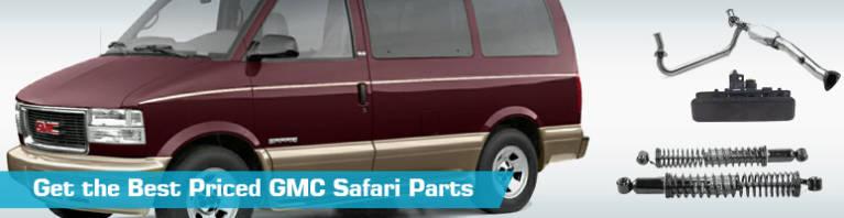 GMC Safari Parts - PartsGeek