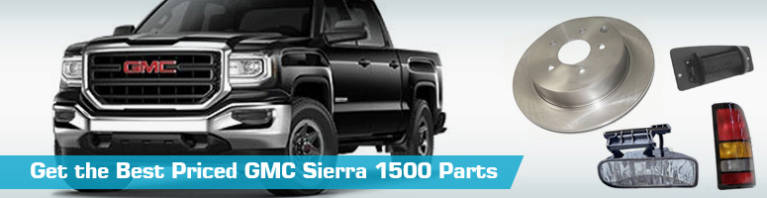 GMC Sierra 1500 Parts - PartsGeek
