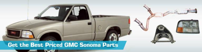 GMC Sonoma Parts - PartsGeek