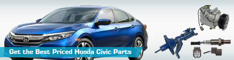 Honda Civic Parts - PartsGeek