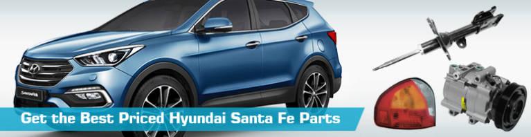 Hyundai Santa Fe Parts - PartsGeek