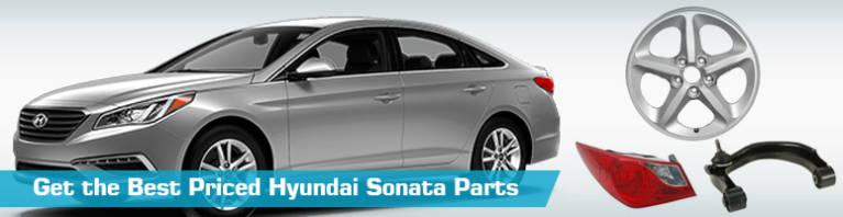 Hyundai Sonata Parts - PartsGeek